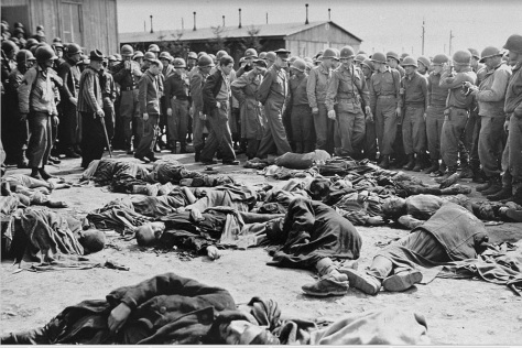 Ohrdruf, April 1945