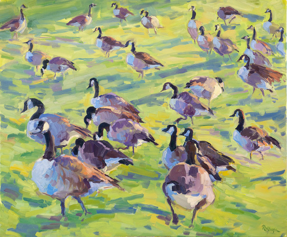 931-Canada-Geese